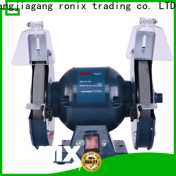 Ronix Tools inch tool shop bench grinder suppliers for cutting metal