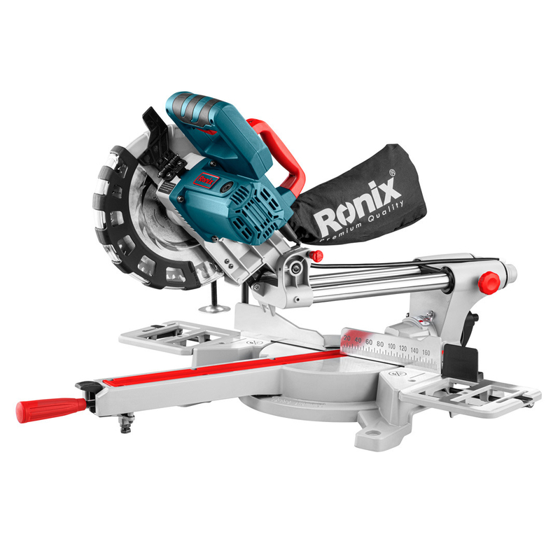 Ronix Model 5301 Power Compound Miter Table Saw Machines