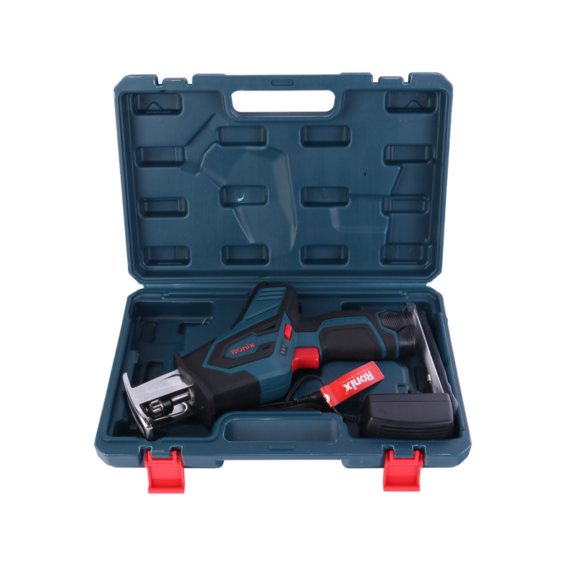 Ronix Model 8305 Mini Muti-function Electric Power Tool Cordless Reciprocating Saw