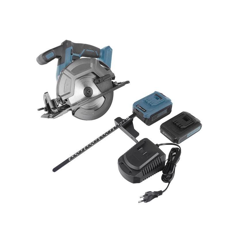 Ronix 2021 Model 8902 Portable 165mm Electric Cordless Circular Saw 18V