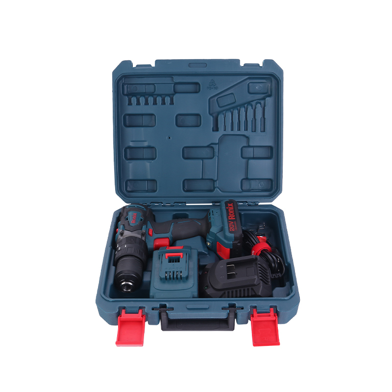 Ronix Model 8905K 20V 13mm New Arrival Power Tools Cordless Brushless Driver Drill