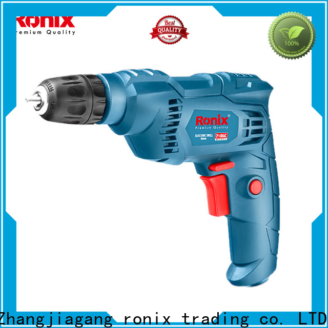 Ronix Tools 850w rechargeable power drill manufacturers for concrete