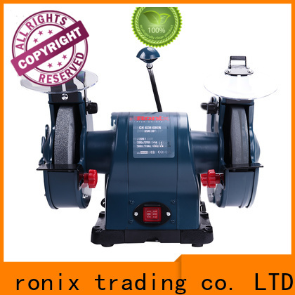 Ronix Tools Wholesale central machinery 6 bench grinder for business for cutting