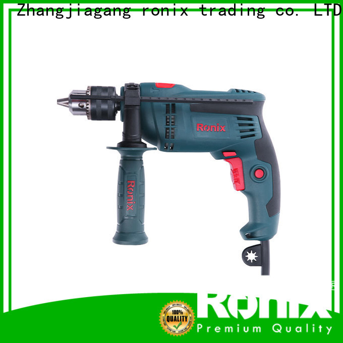 Ronix Tools New heavy duty power drill manufacturers for wood