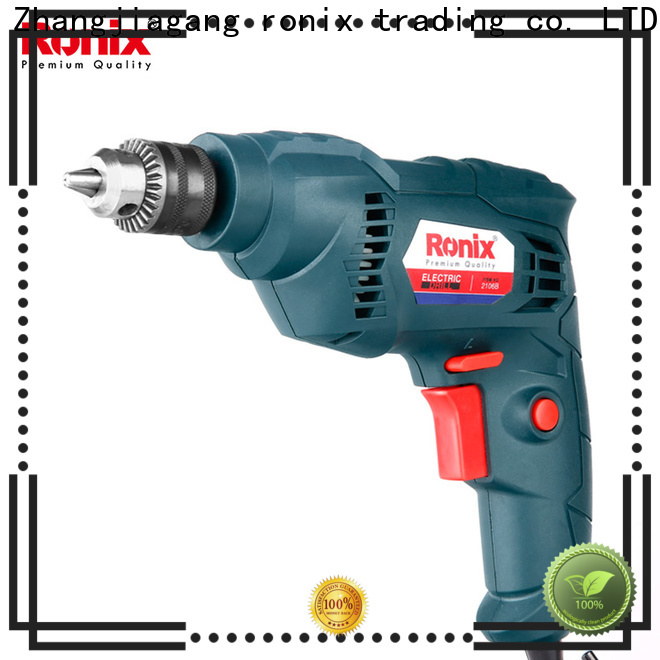Ronix Tools New portable power drill manufacturers for wood